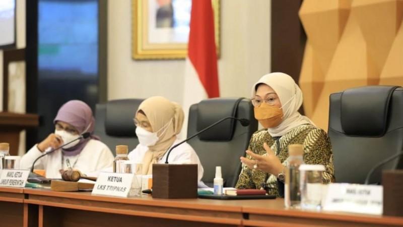 Tripartit Nasional Sepakati Agenda Kerja Tahun 2021