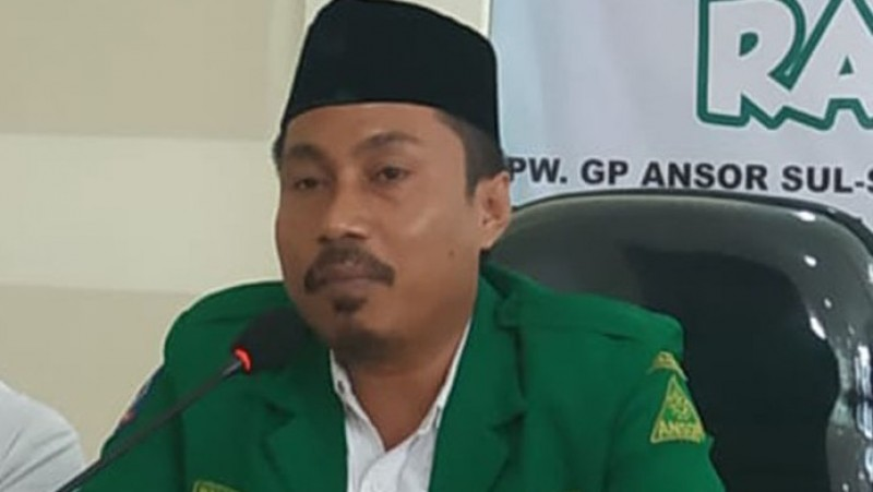 GP Ansor Sulsel: Bom Bunuh Diri di Gereja Katedral Makassar Tindakan Biadab