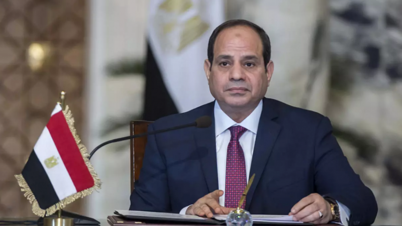Tegas, Presiden Mesir Al-Sisi Janji Hukum Berat Pelaku Tabrakan Kereta