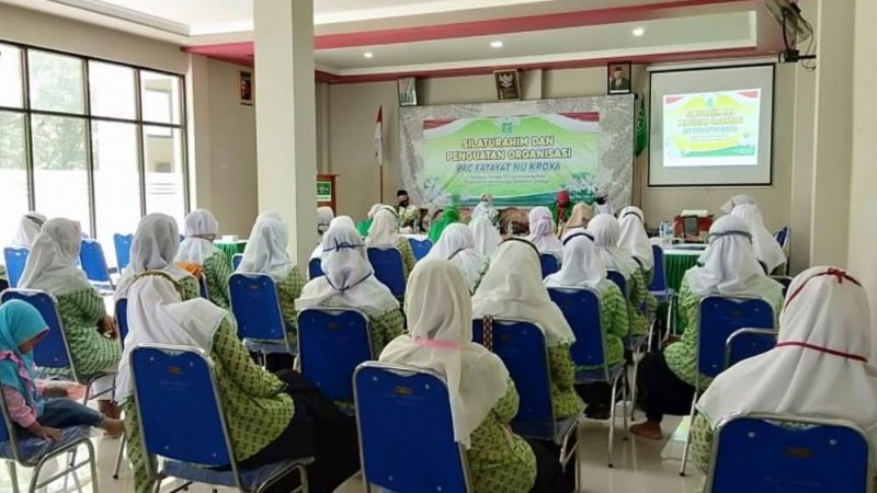 Fatayat NU Cilacap Dorong Kader Jadi Leader Dakwah Digital
