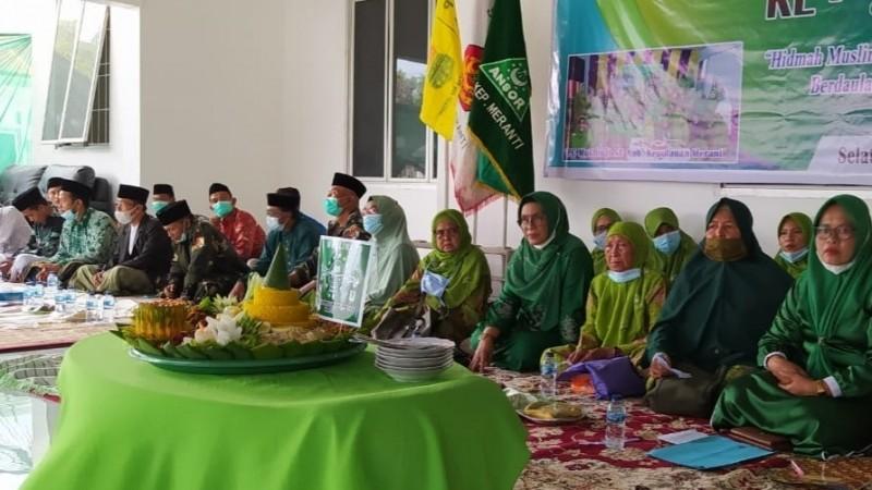 Harlah Ke-75, Muslimat NU Meranti Tingkatkan Kesolidan Pengurus