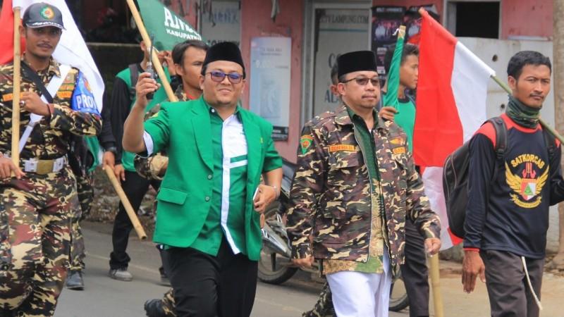 Ansor Lampung Utara Ajak Masyarakat Perkuat Ukhuwah Wathaniyah