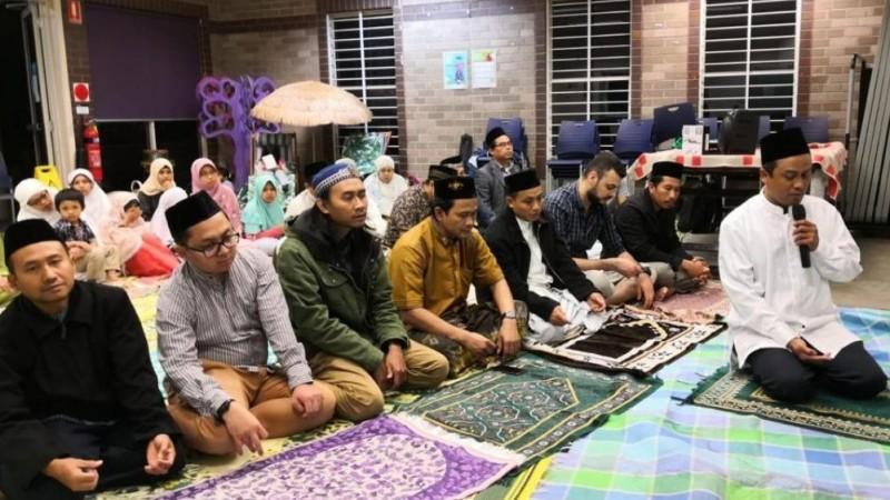 NU Australia Peringati Nisfu Sya'ban di Dua Kota