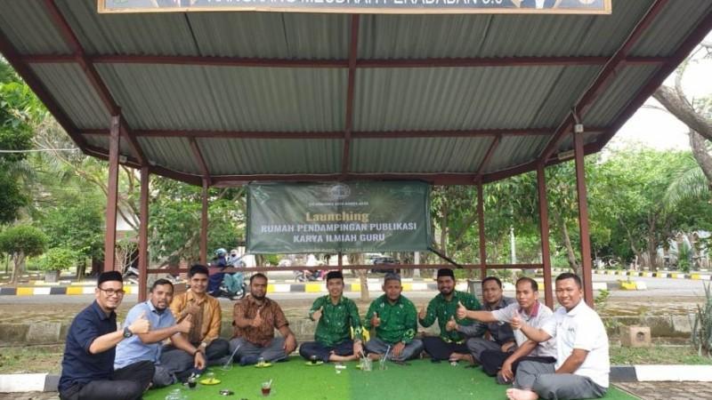 Pergunu Kota Banda Aceh Luncurkan Rumah Pendampingan Publikasi Karya Ilmiah