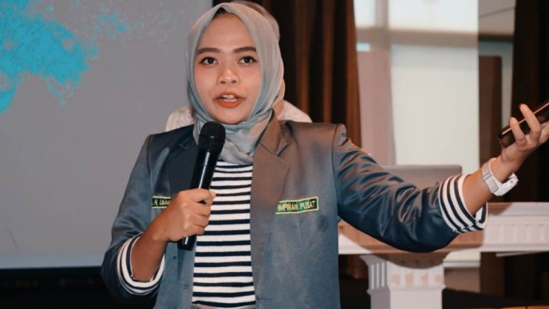 Ketum IPPNU Instruksikan Seluruh Kader Sebarkan Nilai Islam Wasathiyah
