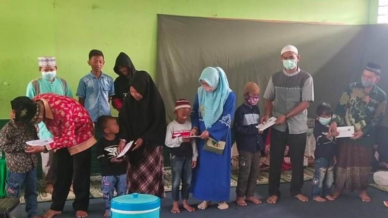 PCNU Paniai Papua Wujudkan kepedulian kepada Yatim