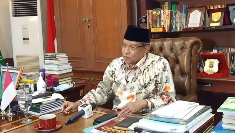 Kiai Said Bekali Dosen Alumni PMII Songsong Indonesia Emas