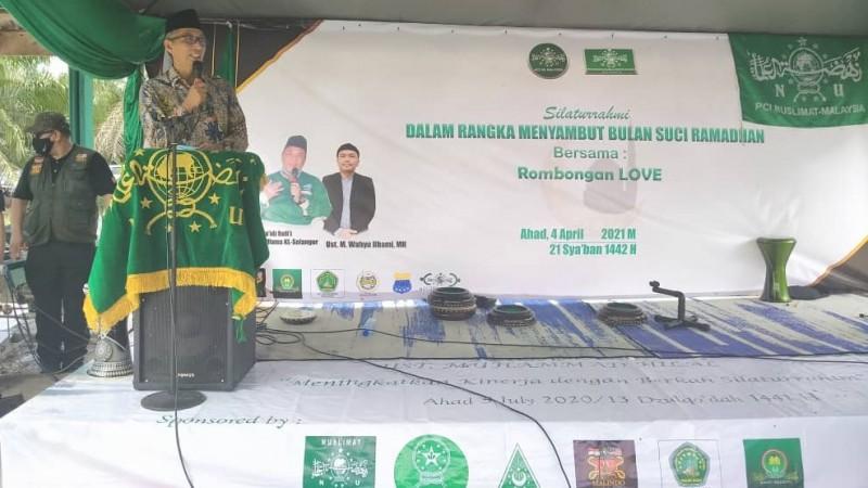 Dubes Apresiasi Pesantren An-Nahdloh-Dukung Kegiatan PCINU Malaysia