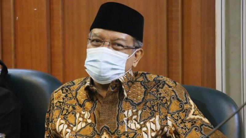 Lantik PCNU Bogor, Kiai Said: Semua Elemen NU Harus Budayakan Toleransi