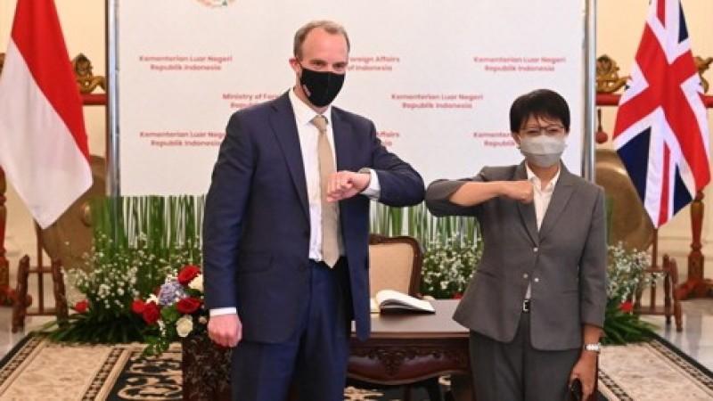 Tegas, Indonesia dan Inggris Serukan Penghentian Kekerasan Militer di Myanmar