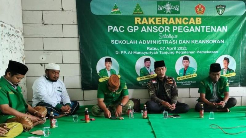 Galakkan Sekolah Organisasi, GP Ansor Redam Bibit Terorisme