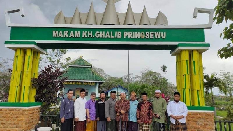 Menggeliatnya Tradisi Ziarah 'Wali Lokal' di Pringsewu