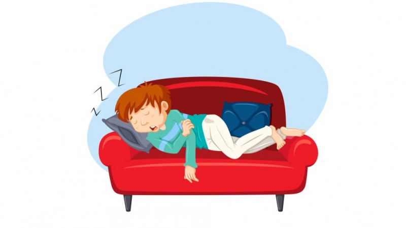 Waktu Tidur yang Dianjurkan dan Tidak Dianjurkan