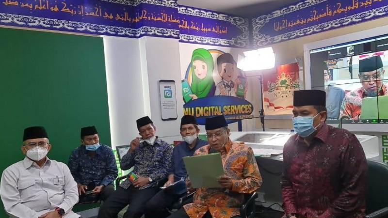 PBNU: Ramadhan Mulai Selasa 13 April