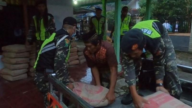 Nahdliyin Salurkan Bantuan untuk Warga Terdampak Gempa di Blitar
