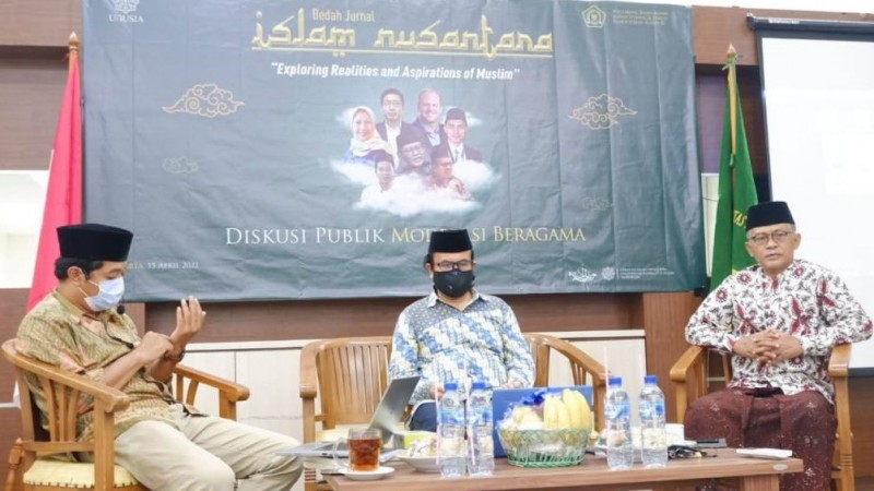 Bedah Jurnal Islam Nusantara, Tradisi Tingkatkan Mutu Akademik