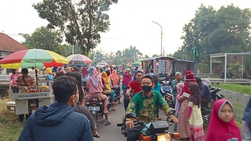 Bazar Ramadhan, Cara Nahdliyin Jombang Tingkatkan Ekonomi Warga
