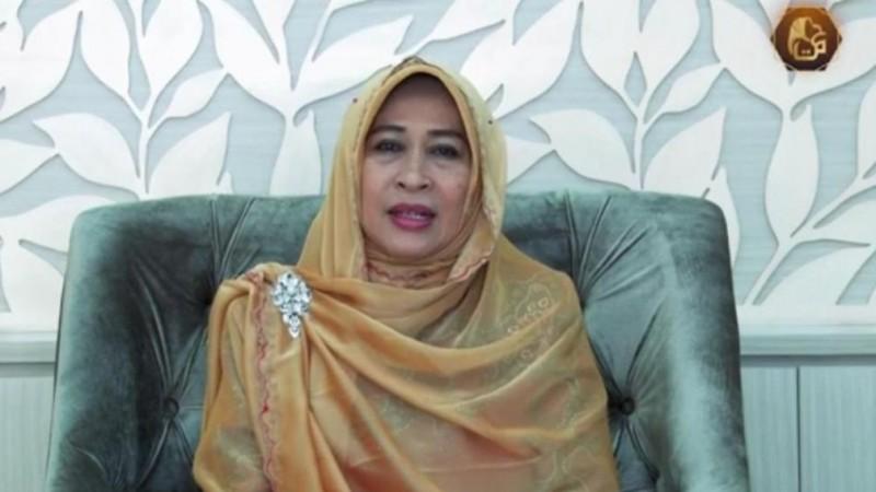 Hj Nuryati Ajak Muslimin Jadikan Amalan Ramadhan untuk Gapai Ridho Allah