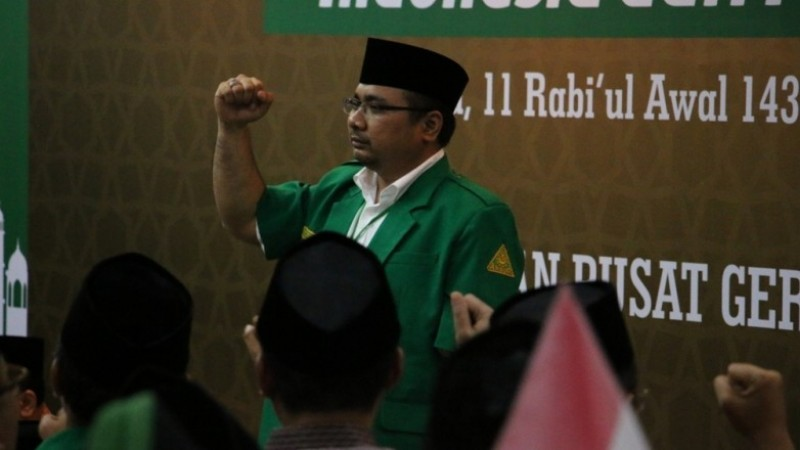 Pesan Harlah Ke-87 GP Ansor, Gus Yaqut: Responsif terhadap Problem Masyarakat