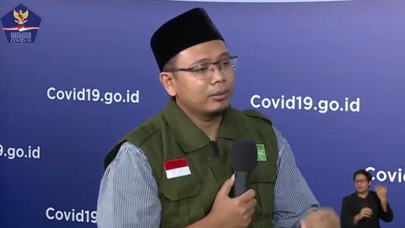 Perjuangan Satgas NU Melawan Laju Pandemi Covid-19