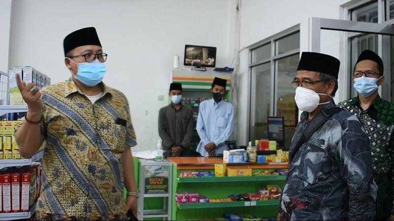 I-Mart, Geliat Ekonomi Pesantren Al-Imdad Bantul di Tengah Pandemi