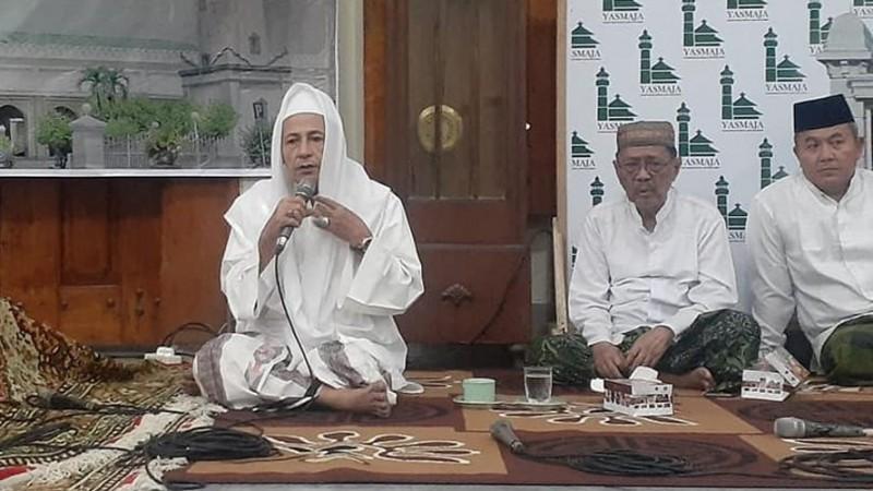 Habib Luthfi: Peringatan Nuzulul Qur'an Harus Jadi Sarana Cinta kepada Rasulullah