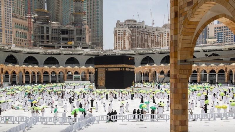 Mengintip Masjidil Haram di 10 Hari Ramadhan Terakhir