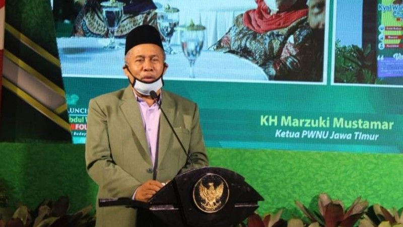 Kiai Marzuki Mustamar: Agama Alat Menggapai Ridha Allah