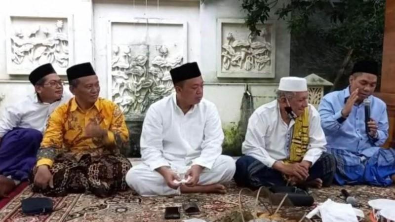 Santri Menara di Jakarta Tahlil Tujuh Hari Kiai Sya'roni Ahmadi