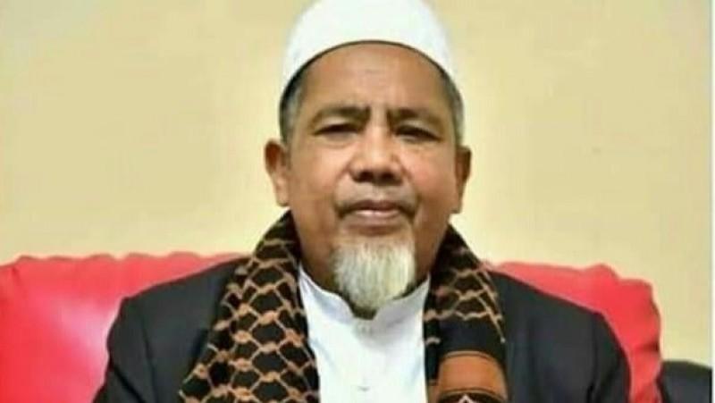 Ulama Karismatik Aceh Abu Abdullah Kruet Lintang Wafat