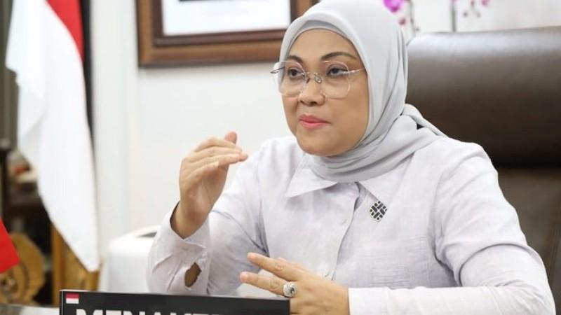 Menaker Ida Minta Kepala Daerah Selesaikan Aduan THR