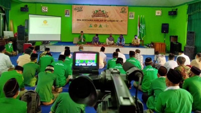 Ketua Ansor Sumedang Ajak Kader Kuasai Medsos sebagai Media Juang