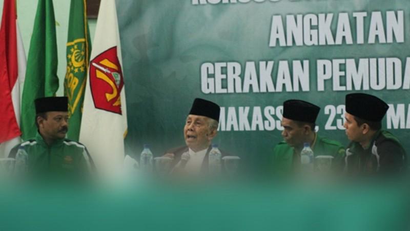 PBNU Ajak Pengurus NU dan Nahdliyin Shalat Ghaib untuk AGH Sanusi Baco