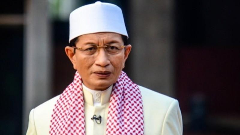 Prof Nasaruddin Umar Jelaskan Tantangan Umat Beragama adalah Membumikan Kitab Suci