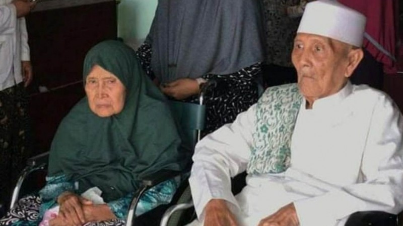 Innalillahi Nyai Afifah Sya'roni Ahmadi Wafat