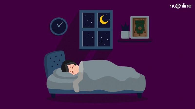 Posisi Tidur yang Dianjurkan dalam Islam