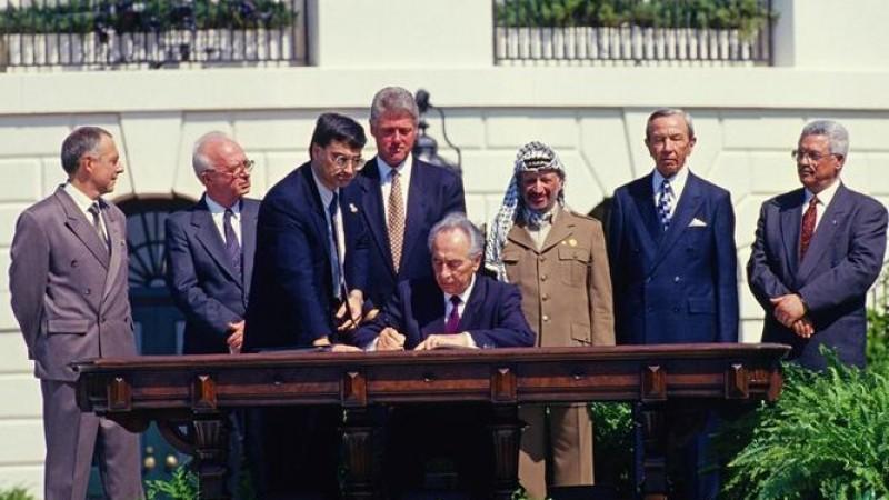 Riwayat 6 Perjanjian dan Prakarsa Damai Palestina-Israel yang Gagal