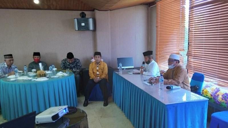 Prof Najamuddin Ditunjuk jadi Rais PWNU Sulsel Gantikan AGH Sanusi Baco