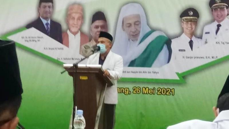 Jamiyatul Qurra wal Huffadz NU Tuntaskan Desain Pendidikan Al-Qur'an Berjenjang
