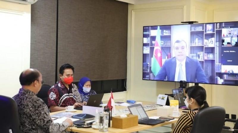 Selain Akses Vaksinasi, Indonesia Minta Negara Anggota GNBBeri Dukungan kepada Palestina