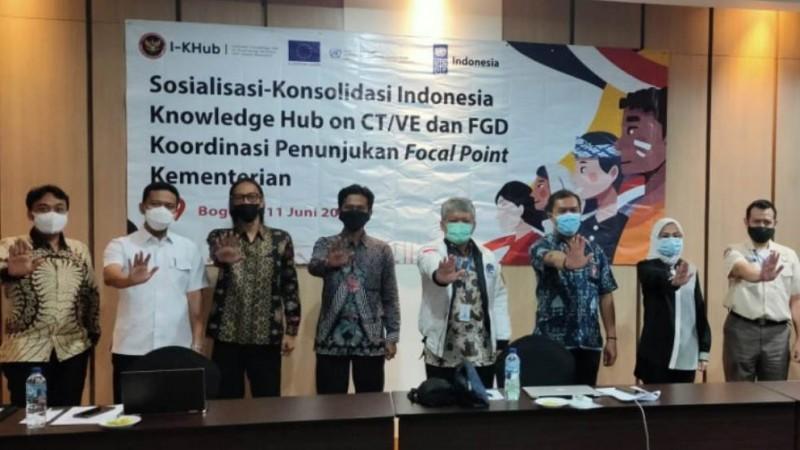 BNPT Perkuat Literasi Digital Kontra Terorisme