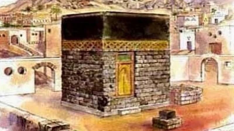Peran Rasulullah dalam Pemugaran Ka'bah dan Hikmah di Dalamnya