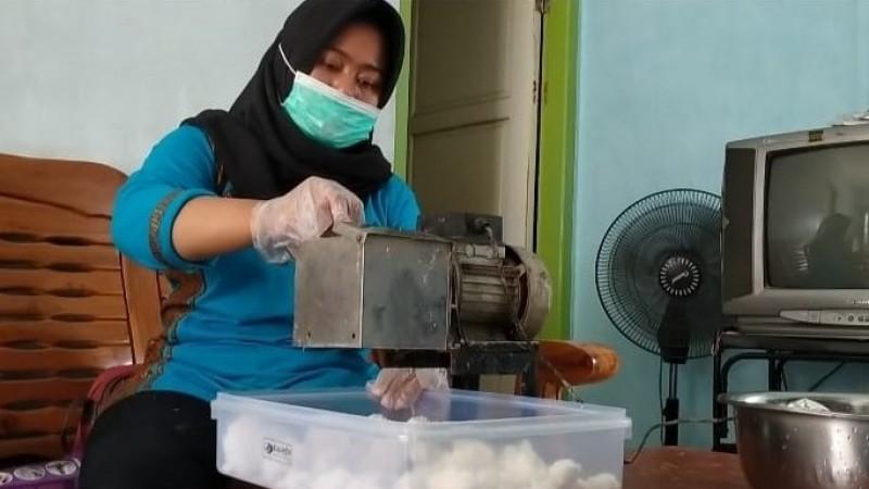 Getuk Nylekitho Cilacap Kuliner Khas Perdesaan Binaan Pertamina