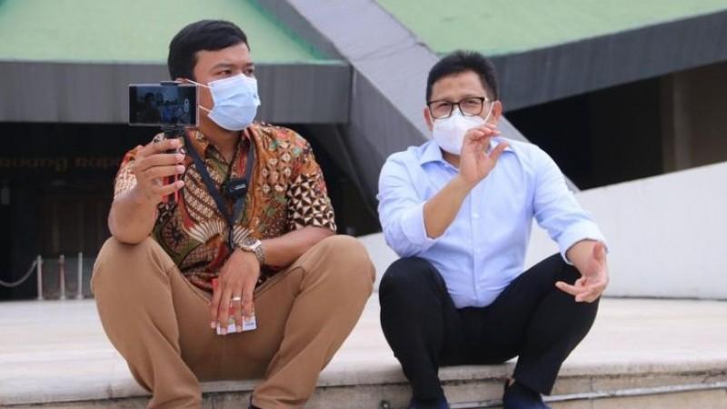TKI Sambil Jadi Youtuber, Alman Mulyana Diapresiasi Wakil Ketua DPR