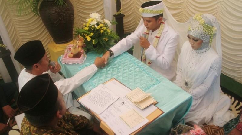 Ijab Qabul Pernikahan Harus Satu Napas, Benarkah?