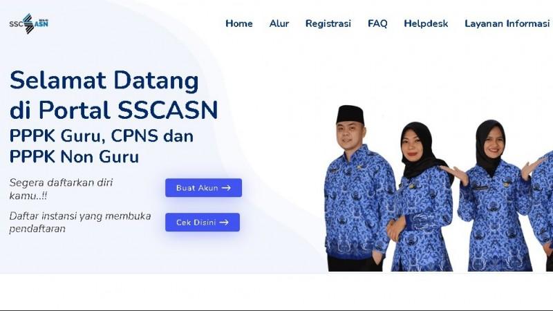 Dibuka 30 Juni, Ini Jadwal Lengkap Pendaftaran CPNS dan PPPK 2021