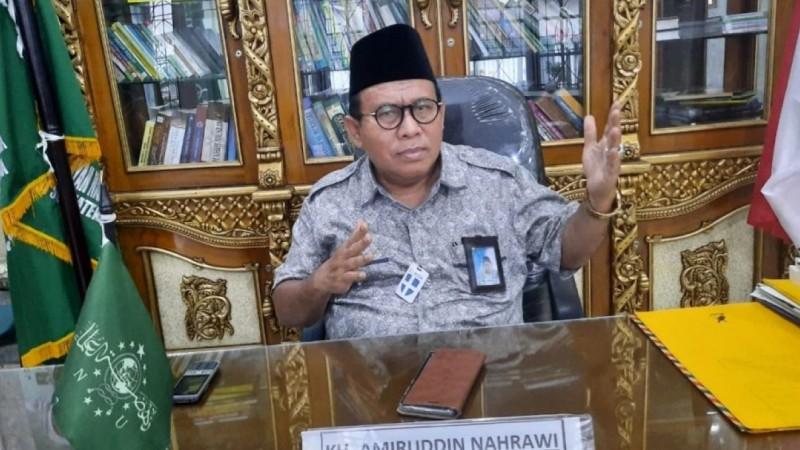 Ketua PWNU Sumsel Ungkap Tiga Kebaikan Saat Pandemi Covid