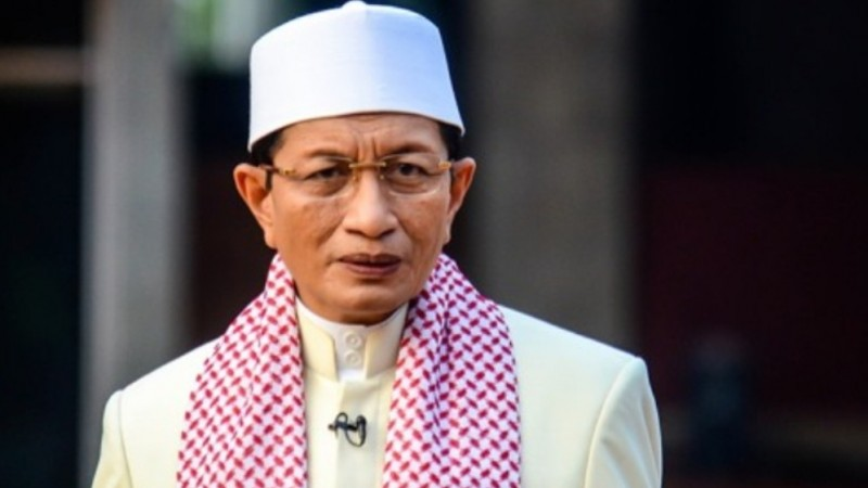 Prof Nasaruddin: Musibah adalah Surat Cinta Allah untuk Hamba yang Arif