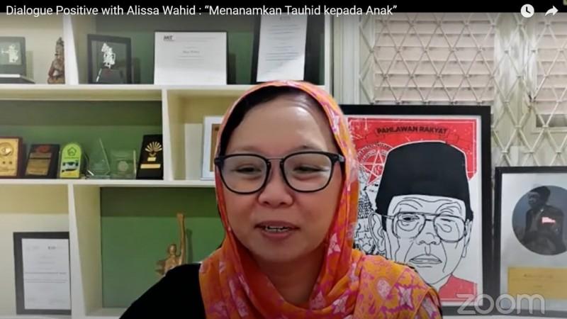 Alissa Wahid Ungkap Tujuh Dosa Sosial Perusak Kehidupan Manusia