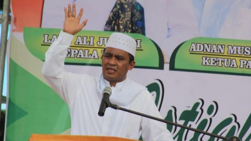Ketua PWNU NTB Ajak Warga Optimis Hadapi Ujian Wabah Covid-19